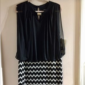 Perceptions New York night out dress NWT Size 16